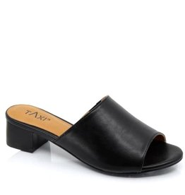 TAXI DANIELLA SLIDE IN BLOCK HEEL