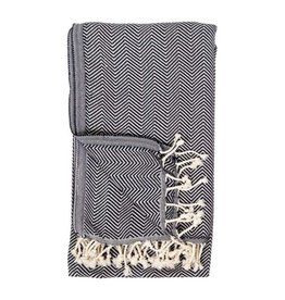 HERRINGBONE TURKISH TOWEL