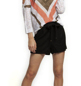 DEX COLD SHOULDER SWEATER