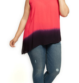 DEX PLUS SLVLESS ASYMMETRIC TOP