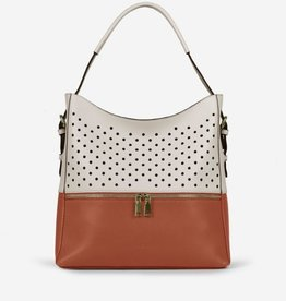 PINKSTIX POLKA DOT SHOULDER BAG