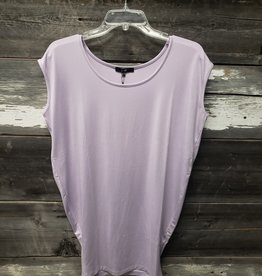 LOOSE TUNIC w/CAP SLEEVE