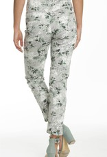 CARRELI PULL ON FOREST MIST PATTERN PANT