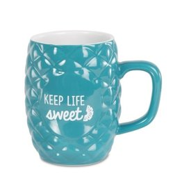 LIFE SWEET PINEAPPLE MUG