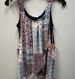 POINT ZERO TULIP LAYERED TANK