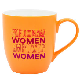 EMPOWERED WOMEN MUG