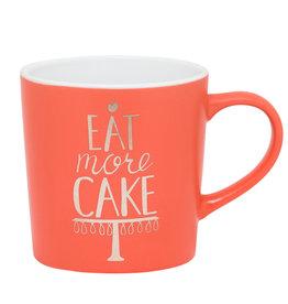 ENESCO EAT MORE CAKE MUG
