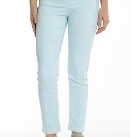 CARRELI PULL ON PINK DENIM PANT ANGELA