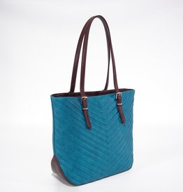 S-Q WENDY QUILTED TOTE