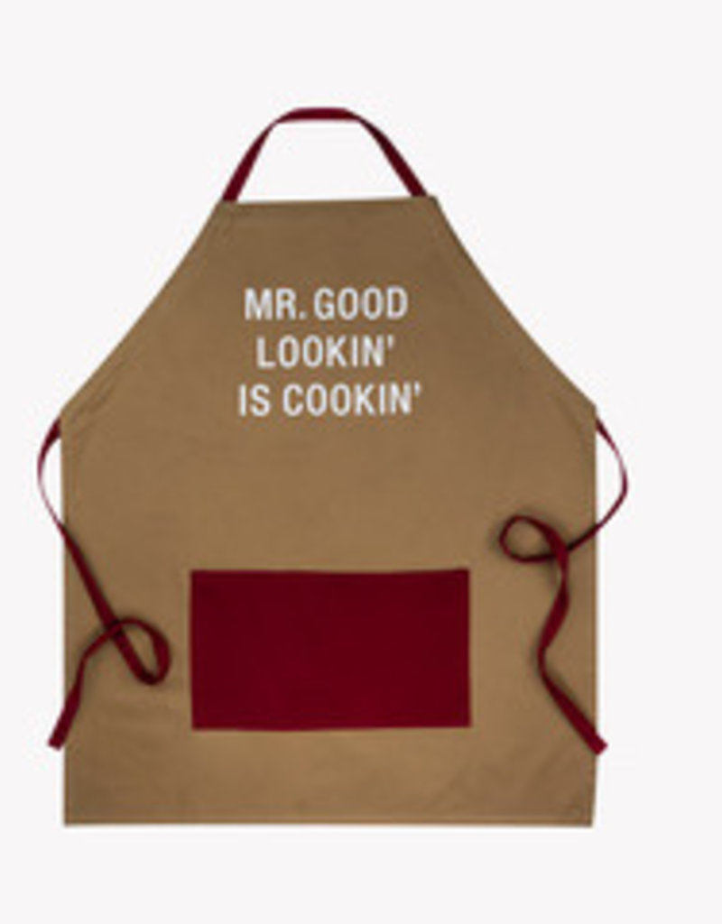 ABOUT FACE DESIGNS BBQ APRON