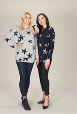 PAPILLON STAR PRINT SWEATSHIRT