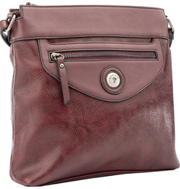 MOUFLON BORDO CROSS BODY