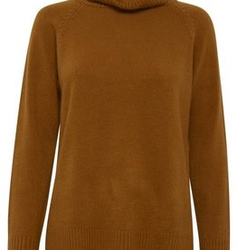 B.YOUNG MALEA ROLL NECK SWEATER
