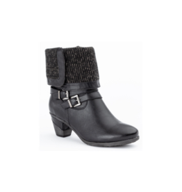ALBERTO KORA MID CUT HEELED BOOT