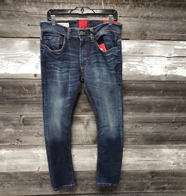 POINT ZERO LINED STRETCH JEAN