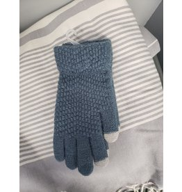 LEMON FROSTED PEBBLE GLOVE - VINTAGE