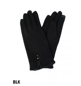 GRAND INT'L 2 BUTTONED TOUCH SCREEN GLOVE