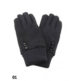 GRAND INT'L FUR LINED SOFT VELVET GLOVE
