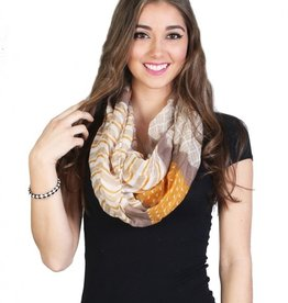 MULTI LOOP INFINITY SCARF