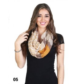 GRAND INT'L MULTI LOOP INFINITY SCARF