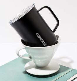 CORKCICLE 16oz MUG MATTE BLACK