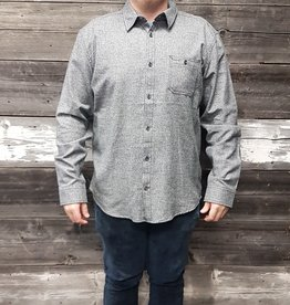 POINT ZERO COTTON FLANNEL BUTTON UP SHIRT