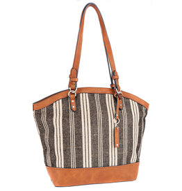 COTE RECO MALISSIA WOVEN SHOULDER BAG