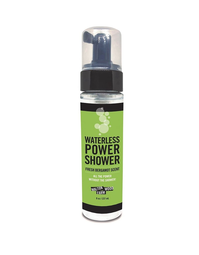 WALTON WOOD FARM WATERLESS POWER SHOWER