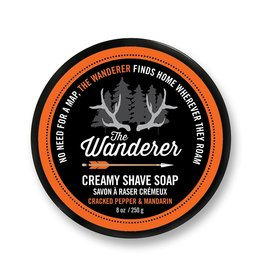 WALTON WOOD FARM WANDERER SHAVE SOAP