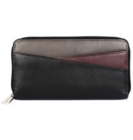 LEATHER RFID WANDA LARGE WALLET