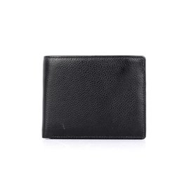 KARLA HANSON MENS LEATHER BIFOLD WALLET