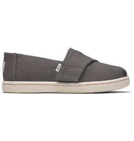 TOMS TODDLER CLASSIC CANVAS SHOE -ASH
