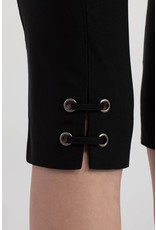 TRIBAL PULL ON CAPRI w/LACE UP CALF DETAIL