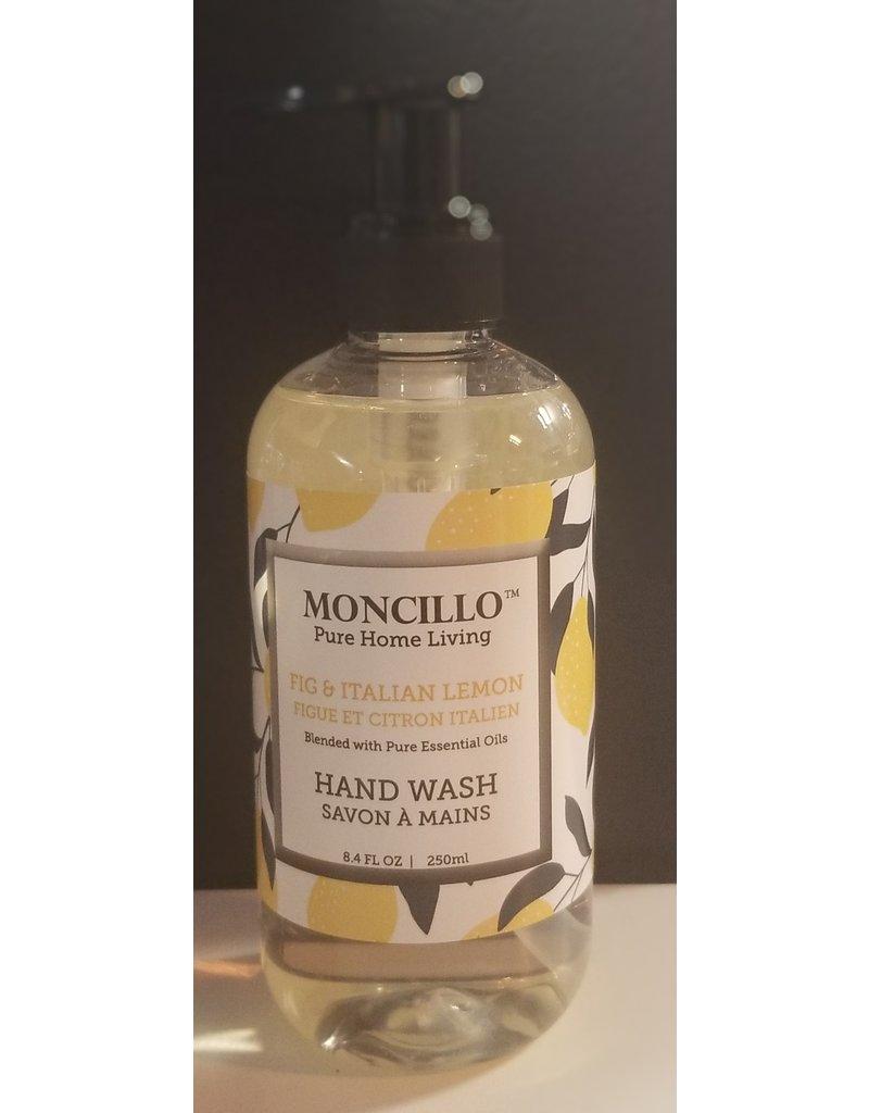 MONCILLO NATURAL LIQUID HAND SOAP