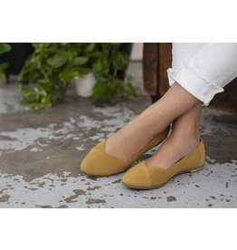 TOMS JULIE SUEDE SHOE