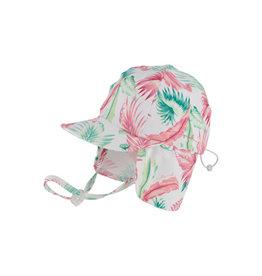 KOORINGAL BABY GIRLS WHITE KIANA HAT