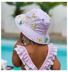KOORINGAL BABY GIRLS PURPLE PIA HAT