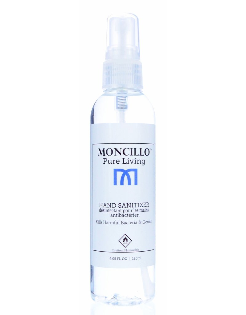 MONCILLO HAND SANITIZER - 120ML