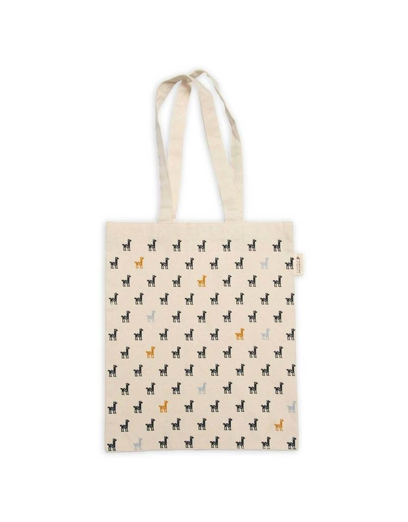 ORGANIC TOTE - STEP AND REPEAT