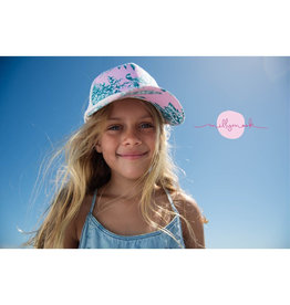 KOORINGAL GIRLS PINK SKYLER CAP