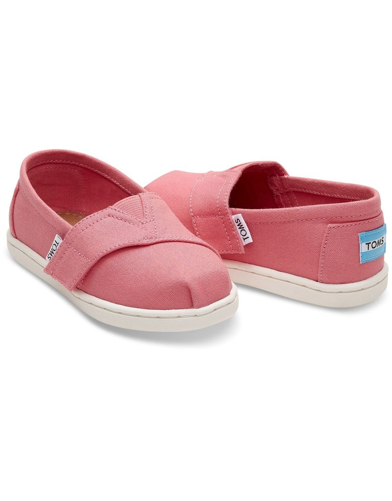 TOMS TODDLER CLASSIC CANVAS SHOE