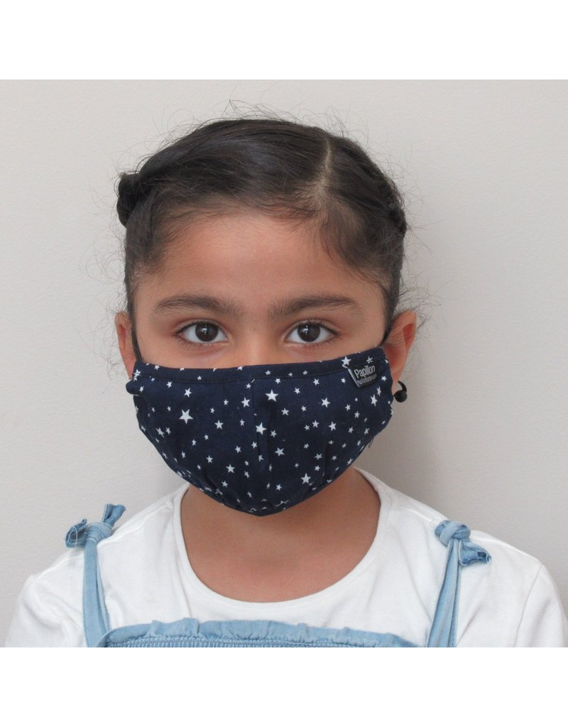 PAPILLON KIDS ADJUSTABLE FACE MASK