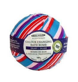 RELAXUS BATH BOMB COLOR CHANGING