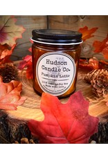 HUDSON CANDLE CO. 9oz FALL SCENTED SOY CANDLE