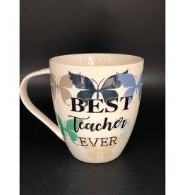 GRAND INT'L BEST TEACHER EVER MUG