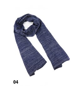 GRAND INT'L MARLED KNITED SCARF