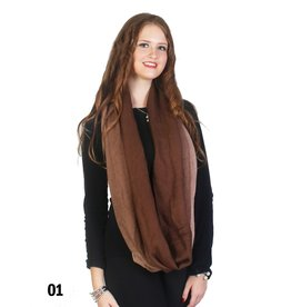 GRAND INT'L OMBRE SOFT LOOP SCARF