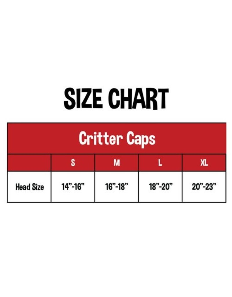 LAZY ONE CRITTER CAP