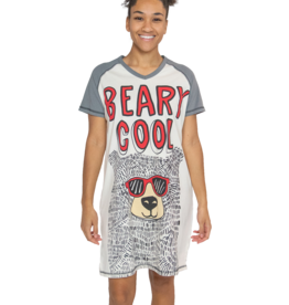 LAZY ONE BEARY COOL NIGHT SHIRT