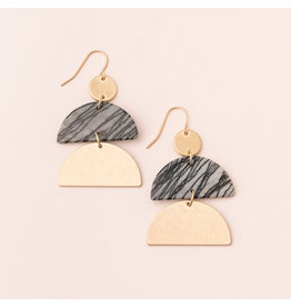 SCOUT STONE PICASSO EARRINGS
